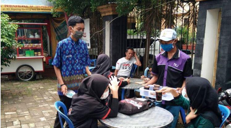PKL Alternatif Ala SMKN 6 Malang, Warung Kopi Vokasi 6 untuk Fasilitasi Siswa yang Kesulitan