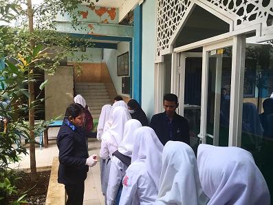 Demi Ketenangan Siswa yang UNBK, SMKN 6 Kota Malang Komunikasi dengan Dinas Perdagangan